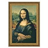 Design Toscano Mona Lisa, 1503-1506 Canvas Replica Painting: Grande