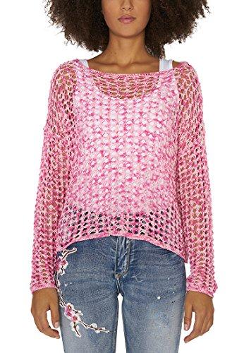 vestino - Jerséi - para mujer Rosa/Pink