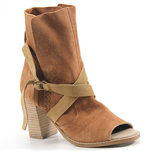 Diba Sanne Nye Spark Womens Boot Whisky