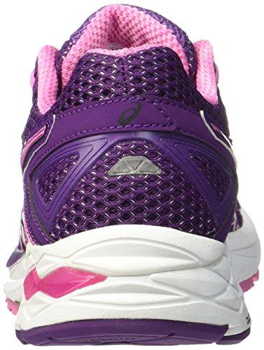 de Femme Asics Rosa Entrainement Running 7 Phoenix Gel Pflaume Chaussures ZIIq71