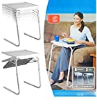 Defonia 2X H33 SMART TABLE MATE II FOLDABLE FOLDING TABLEMATE AS SEEN TV ADJUSTABLE TRAY