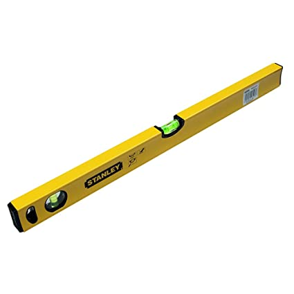 Stanley STHT43103-812 (600mm/24-Inch) Classic Box Level (Yellow)