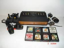Atari 2600 Woodgrain bundle
