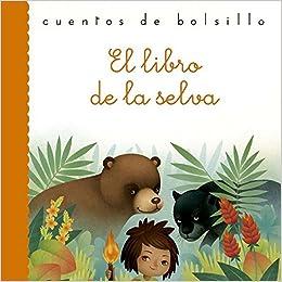 El libro de la selva (Cuentos de bolsillo): Amazon.es: Rudyard ...