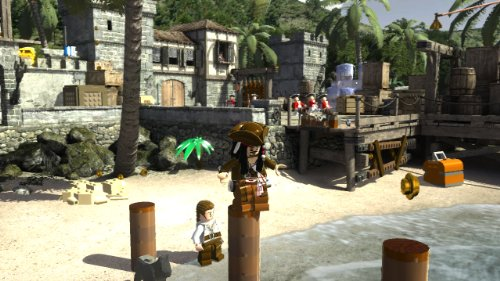 LEGO Pirates of the Caribbean - Xbox 360 by Disney Interactive Studios (Image #5)