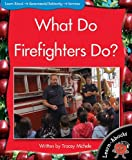 What Do Firefighters Do?, Tracey Michele, 1599205920