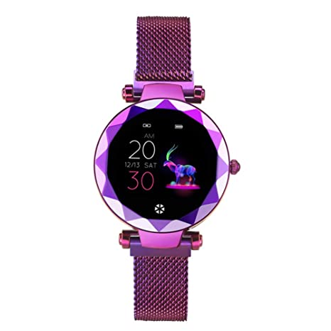 Heomeyb Hi18 Diosa Reloj Inteligente Monitor De Ritmo Cardíaco ...
