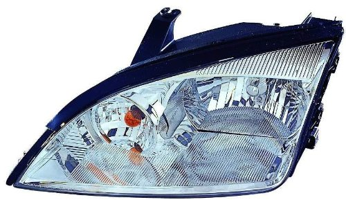 - Depo 330-1126L-AC Ford Focus Driver Side Replacement Headlight Assembly