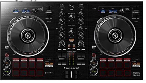Pioneer DJ DDJ-RB Portable 2-channel Controller for rekordbox dj