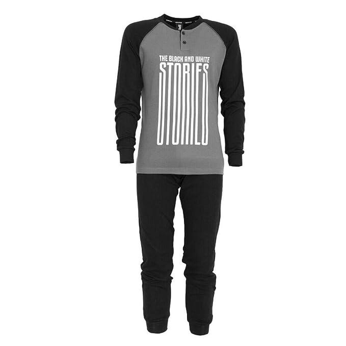 Pijama de algodón cálido para Hombre y niño Juventus F.C. Producto ...