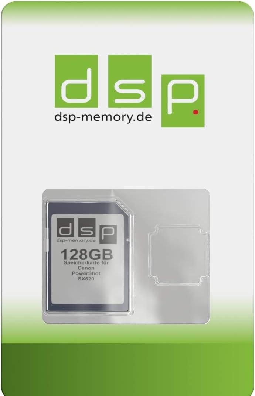 Dsp Memory 128gb Speicherkarte Für Canon Powershot Elektronik