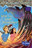 What's the Word, Thunderbird?, Melissa Meadows, 1934517003