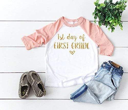 Tstars Straight Into Preschool Back to School 3//4 Sleeve Baseball Jersey Toddler Shirt