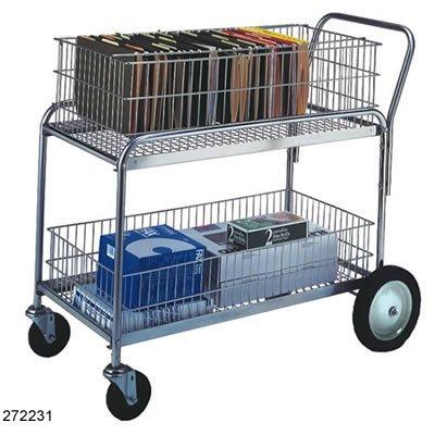 Merveilleux Wesco Std Wire Office Cart