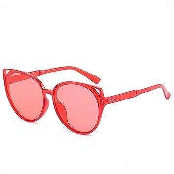 jhinne Las Gafas de Sol Grandes de la Caja de la Moda ...