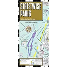 By Streetwise Maps - Streetwise Paris Map - Laminated City Center Street Map of Paris, France