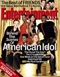 Entertainment Weekly Magazine #764 : American Idol (May 7, 2004)