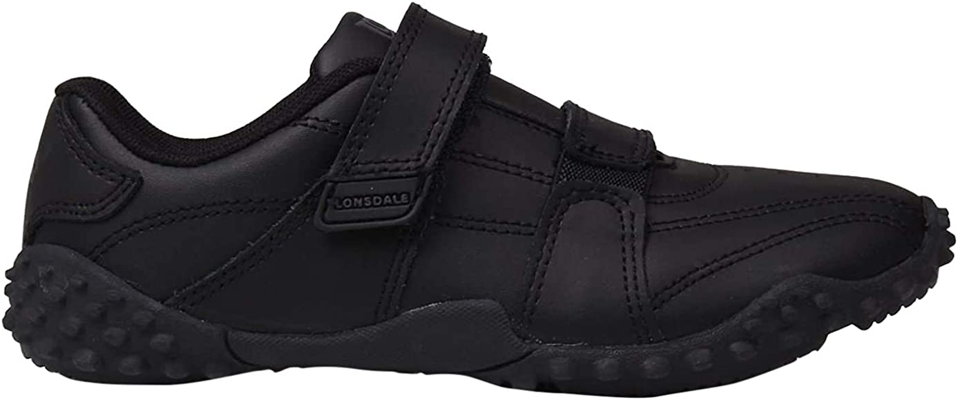 Lonsdale Kids Childrens Fulham Trainers