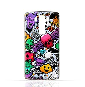 LG G3 TPU Silicone Case with Funky Seamless Freak Texture
