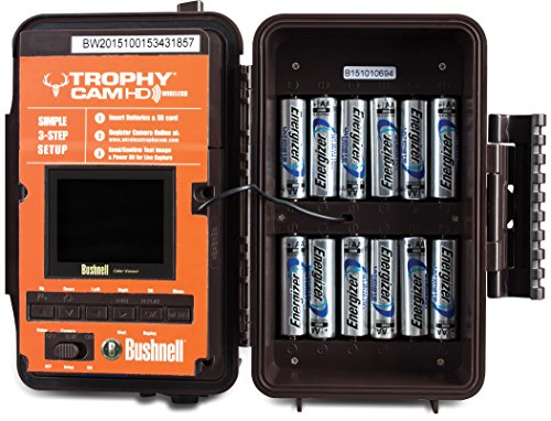 Bushnell 119599C2 Trophy Cam HD Aggressor 14MP Wireless Trail Camera by Bushnell (Image #3)