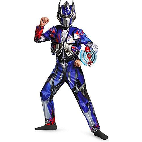 Optimus Prime Deluxe Child Costume - Small
