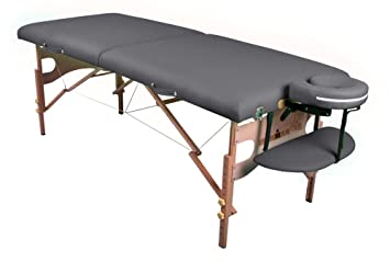 hermes aluminum black tables ii massage scientific table p portable
