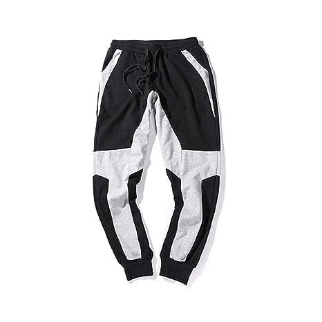 Pantalones de chándal Jogger para hombre Pantalones de chándal ...