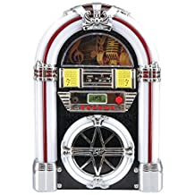 PYLE PRO PJUB25BT Bluetooth(R) Retro Jukebox MP3 Speaker System