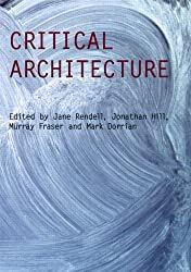 Critical Architecture (Critiques)