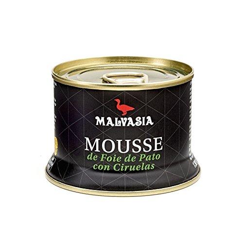 Mousse de Foie de Pato con Ciruelas 130 g: Amazon.es: Alimentación y bebidas
