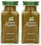 Simply Organic Cinnamon Ground Certified Organic