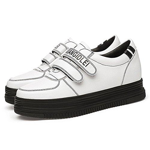Casuales tamaño de Casuales Zapatos Deporte 36 Deporte Plano Zapatos de Mujeres Mujer Mujer de Invierno de Verano Zapatos Color de 2018 Negro Fondo Zapatillas Zapatos otoño Primavera Tx1q14