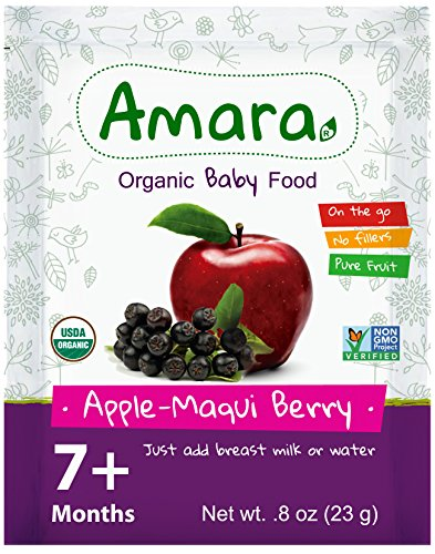 organic baby food packets - 9