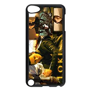WJHSSB Customized Print Thor Loki Pattern Hard Case for iPod Touch 5