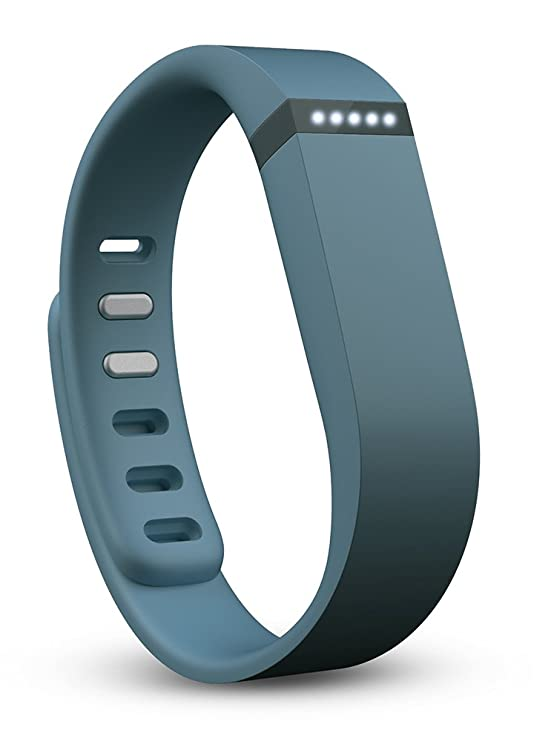 Fitbit Flex Wireless Activity Tracker and Sleep Wristband (Slate) Activity Trackers at amazon