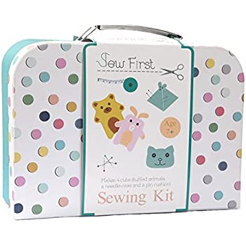 Beginner Sewing Kit For Kids - From Sew First