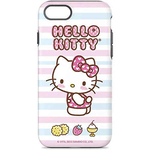 ec6eae7bb73a Amazon.com  Hello Kitty iPhone 8 Case - Hello Kitty Pastel