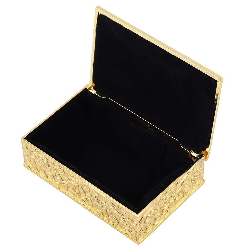 4a840ce67b3c Amazon.com: Metal Storage Box Multi-Function Handmade Zinc Alloy ...