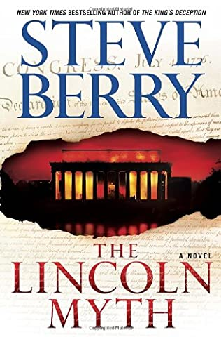 book cover of The Lincoln Myth