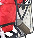 Voberry Baby Stroller Carrying Bag Baby Stroller Mesh Bag A Net BB Umbrella Car Accessories Buggies