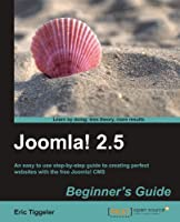 Joomla! 2.5 Beginner's Guide Front Cover