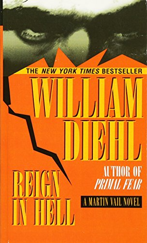 book cover of Reign in Hell