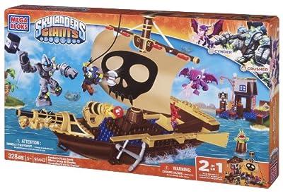 Mega Bloks Skylanders Crushers Pirate Quest by Mega Brands America Inc. - Megabloks - Montreal