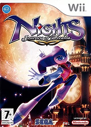 SEGA NiGHTS - Juego (Wii): Amazon.es: Videojuegos