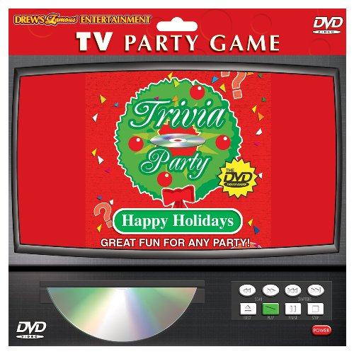 TRIVIA PARTY GAME CHRISTMAS-DVD