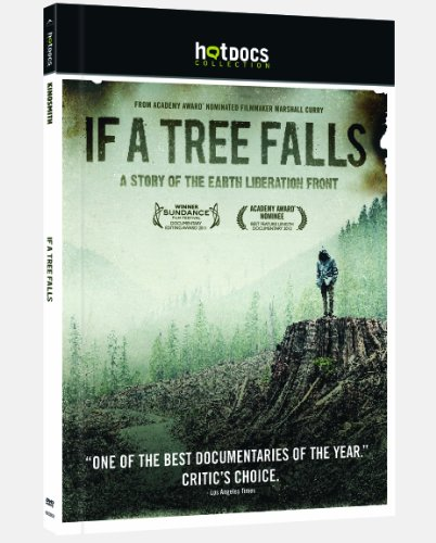 Eco Friendly Dvd Packaging - If A Tree Falls - A Story of the Earth Liberation Front (Eco-Friendly Packaging)