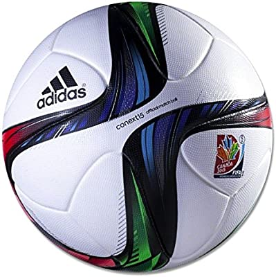 Pelota de fútbol Partido Canadá Copa Mundial Femenina de la FIFA Oficial  Conext15 (5) 14201d85a3424