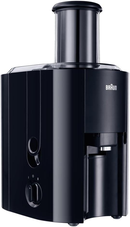 Braun - Licuadora J300 Multiquick Juicer - 800W (Reacondicionado Certificado): Amazon.es