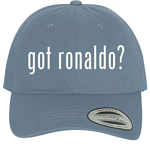 got Ronaldo? - Comfortable Dad Hat Baseball Cap, Light Blue (Cristiano Ronaldo Best Moves)