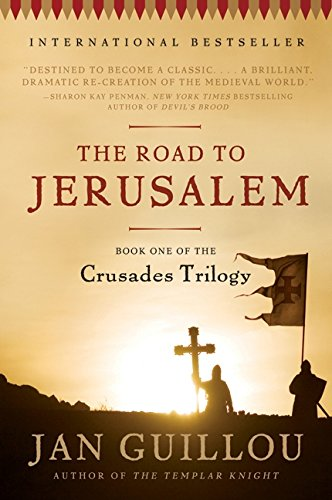 Road Jerusalem Book Crusades Trilogy product image